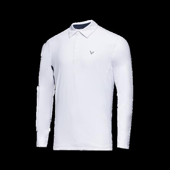 컬러 포인트 남성 Y넥 티셔츠