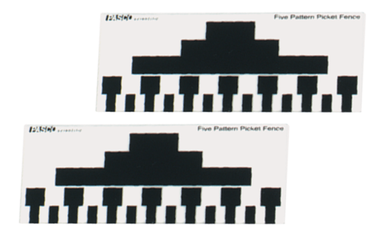 Cart Picket Fences (2 Pack) -- IDS • ME-9804
