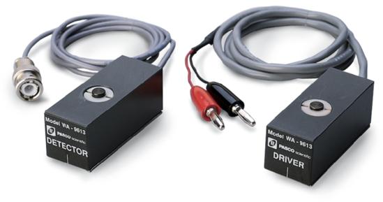 Sonometer Driver/Detector Coils