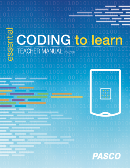 Coding to Learn Teacher Manual