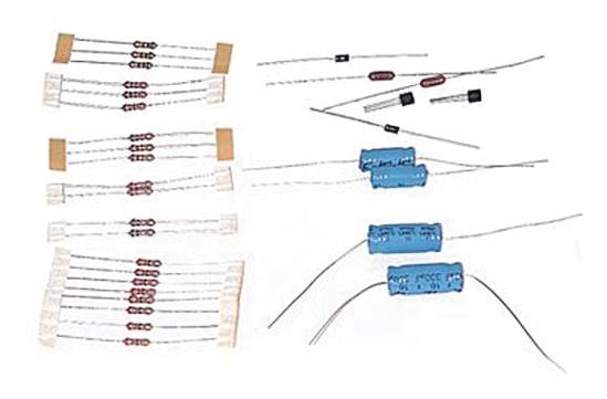 Electronic Components - AC/DC Lab • EM-8668