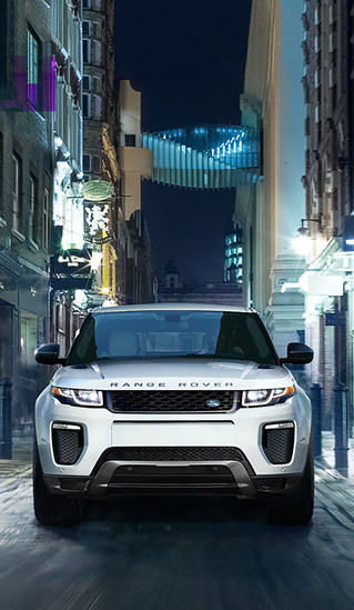 Choose Different Models and Colors With the Range Rover Evoque