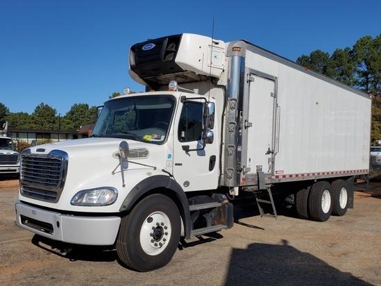 2016 Freightliner M2112 6x4 Van Body