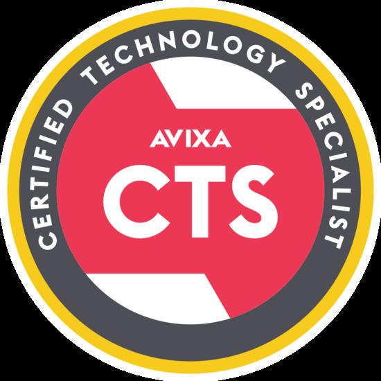 CTS Logo | AVIXA