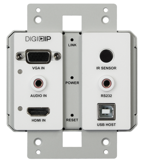 IPEX5001-WP Encoder Wall Plate