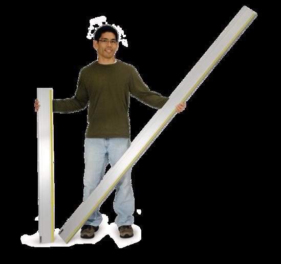 1.2 m Aluminum Dynamics Track