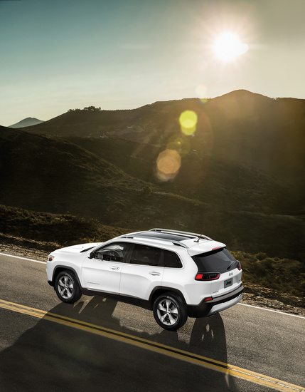 North Point Jeep >> Jeep Cherokee Exterior Features Northpoint Chrysler Dodge