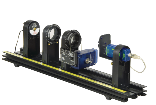 Polarization Analyzer -- Basic Optics