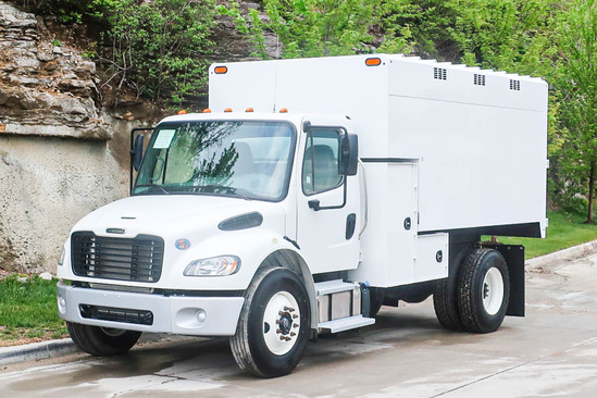 2020 Freightliner M2106 4x2 Load King 1472 Chip Truck