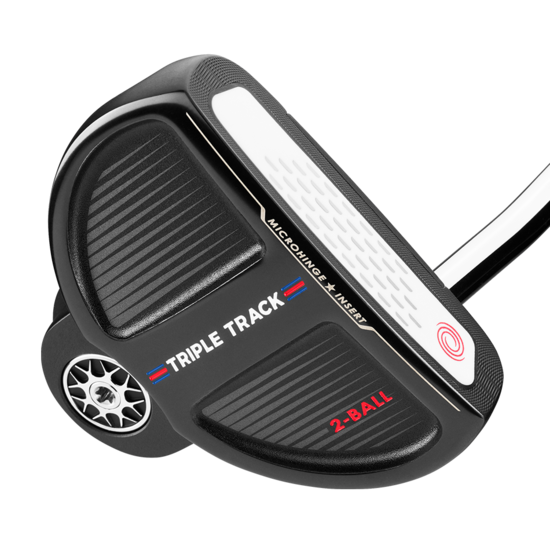 Odyssey Triple Track 2-Ball Putters
