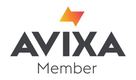 AVIXA Member Graphic   AVIXA