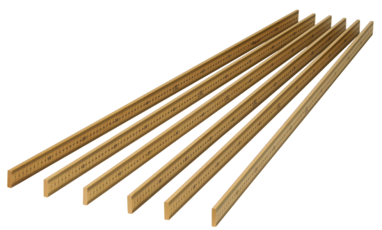 High Quality Meter Sticks