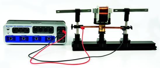 Demonstration Motor/Generator Set