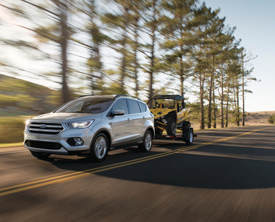Make The Most Of This Fall Season With A New Ford Car Truck Or Suv Family Ford Inc