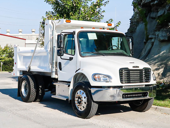 2020 Freightliner M2106 4x2 Load King LKSXD10.0-29316 Dump Truck