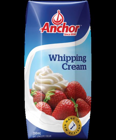 Anchor Whipping Cream 200mL
