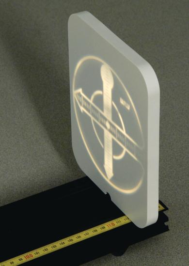 Basic Optics Viewing Screen