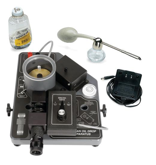 Millikan Oil Drop Apparatus