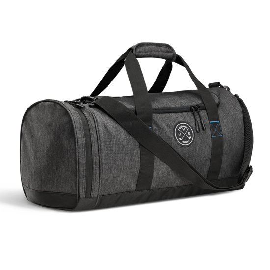 TR CG CLUBHOUSE SM DUFFLE BLK 19