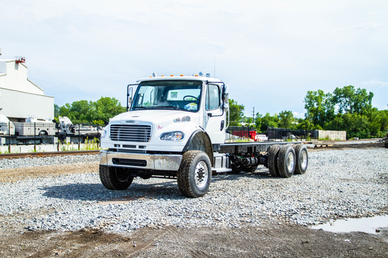 2020 Freightliner M2106 6x6 Cab & Chassis