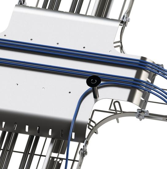 BRIDGE HORN KIT - PLASTIC [944722]