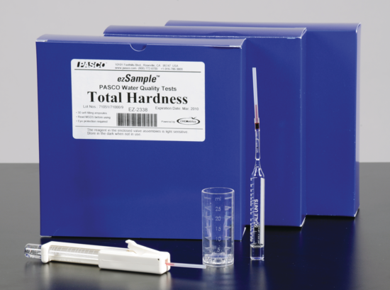 ezSample Field Titrator - Total Hardness
