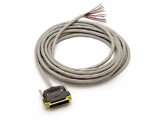 Auxiliary I/O Cable product photo Front View L