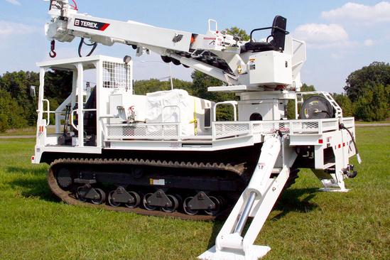 Equipment Cat-Class 606-1000