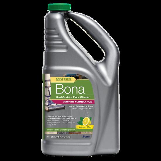 Bona® Hard-Surface Floor Cleaner - Hard-Floor Cleaning Machine Formulation