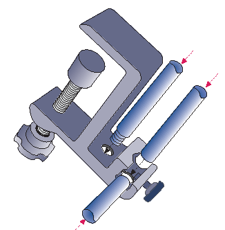 Universal Table Clamp
