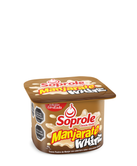 Soprole Manjarate white