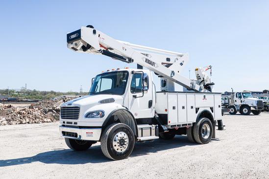 2020 Freightliner M2106 4x4 Versalift VST-6000-I03 Bucket Truck