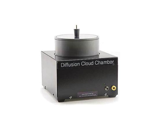 Diffusion Cloud Chamber (15 cm diameter) - No Source