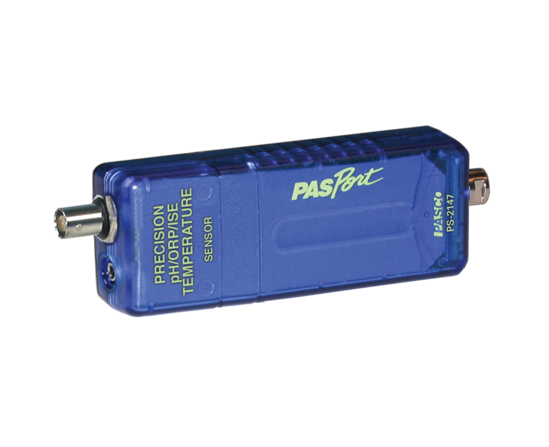 PASPORT Temperature/Sound Level/Light Sensor