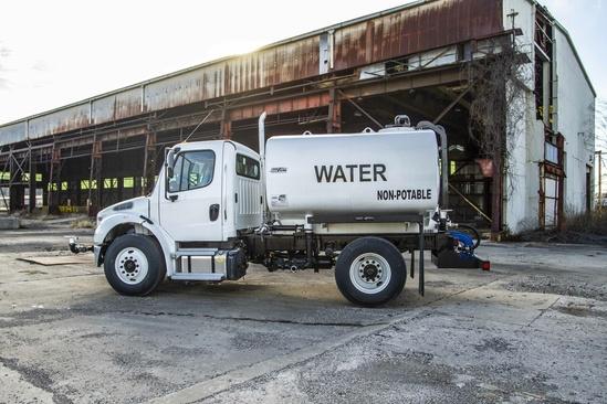 2019 Freightliner M2106 4x2 Load King 2000 Gal Kit Water Truck