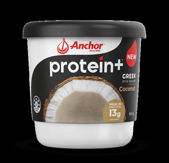 Anchor Protein+ Coconut Yoghurt 950g tub
