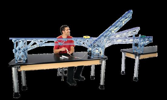 Large Structures Set - Draw Bridge