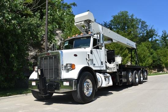 2014 Peterbilt 365 10x4 National NC995H Boom Truck