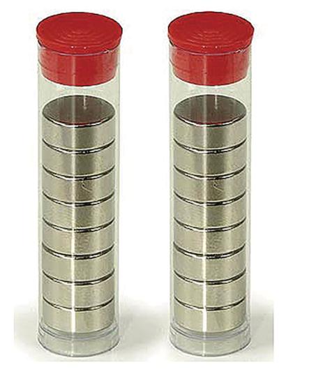 Neodymium Magnets, 16 pack, solid