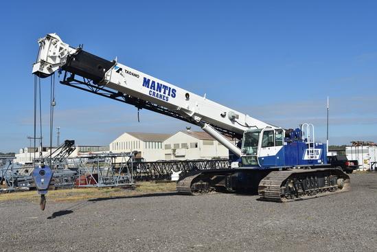 2014 Mantis 9010 Track Crawler Crane