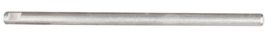 Stainless Steel Rod, 25 cm Threaded