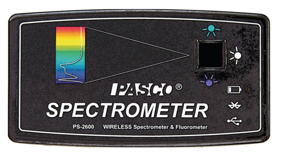 Wireless Spectrometer (VIS)
