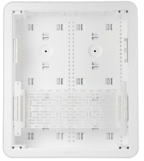 """17"""" Dual-Purpose In-Wall Enclosure With Mounting Plate"""