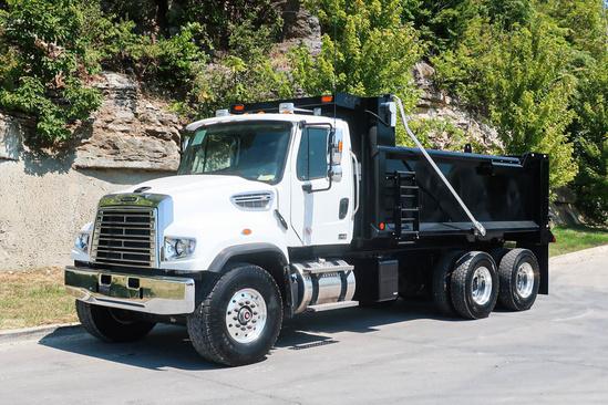 2020 Freightliner 114SD 6x4 Dump Truck