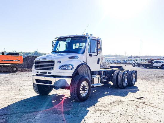 2020 Freightliner M2106 6x6 Tractor