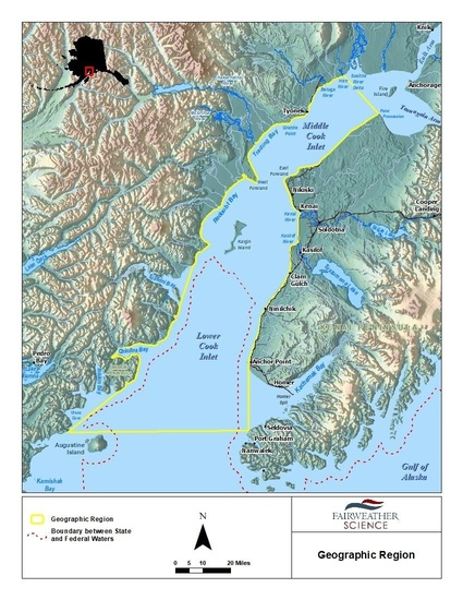 Project area map includes most of Cook Inlet