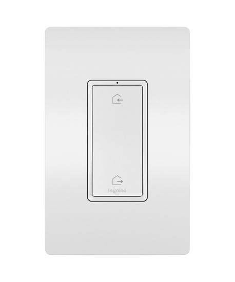 Home/Away Wireless Smart Switch with Netatmo, White
