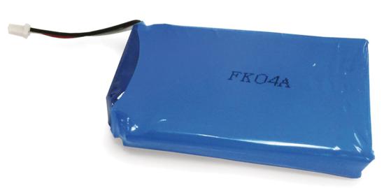 Fan Cart Replacement Battery