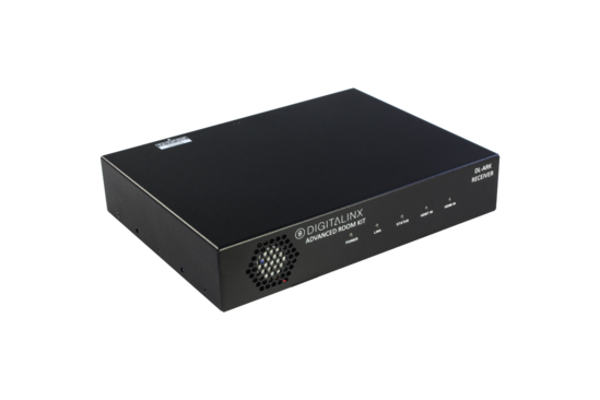 Advanced Room Kit for Classroom/ Training Room / Conference Room with 4x1 Switching, HDMI, VGA,  & USB Extension, Audio Amp, Display Control, and Centralized Monitoring / Control Software