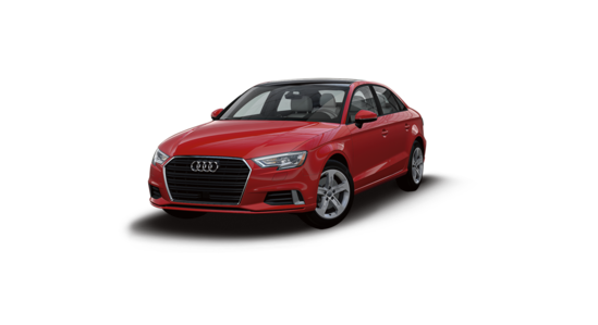 Audi A3 with MMI touch allows you to leverage its tech